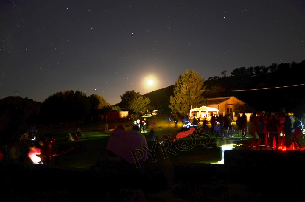 \'La notte che ho visto le Stelle\'...nella magica atmosfera di Ciolandrea