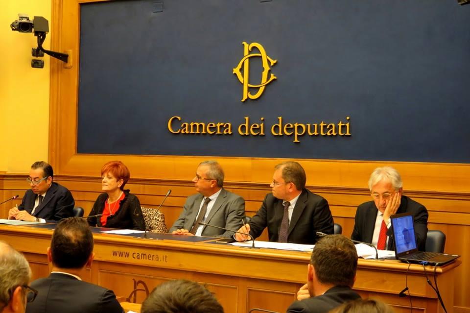 Presentato presso la camera dei deputati il progetto di for Camera dei deputati on line