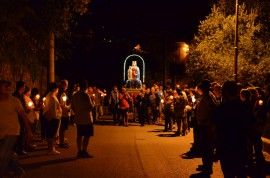 Per il Covid annullato il Pellegrinaggio a piedi Policastro Santuario. La tradizione continuera' in forma privata