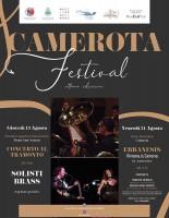 Tutto pronto per l'ottava edizione del Camerota Festival