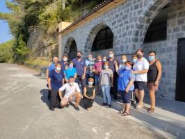 Dopo i lavori di ristrutturazione riaperti i bagni del Santuario di Pietrasanta