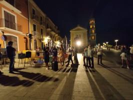 Giuseppe De Franco di Mormanno (CS) conquista l'11a edizione dell'estemporanea di pittura Se un giorno dipingessi Scario