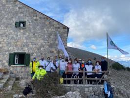Inaugurato sul Monte Bulgheria il Rifugio Tozzo del Moio