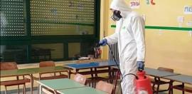 San Giovanni a Piro, disposta sanificazione straordinaria dell'Istituto scolastico di Scario