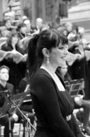 Tra le bellezze del Golfo splende anche la voce del Soprano Daniela Ettorre