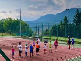 Tennis a Tortorella, si parte con Cane': corsi tutta l'estate
