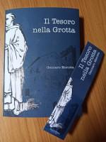 Il Tesoro nella Grotta, il nuovo romanzo storico di Gennaro Marotta